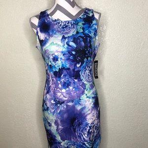 New York & Company NY&Co Floral Dress Size S NWT